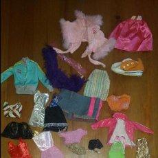 Barbie y Ken: LOTE ROPA Y ACCESORIOS VARIADO, BARBIE, KEN, BRATZ Y SIMILARES. Lote 58198741