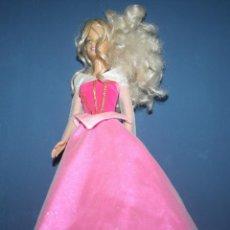 Barbie y Ken: VESTIDO DE PRINCESA AURORA (BELLA DURMIENTE) PARA BARBIE. Lote 58340620