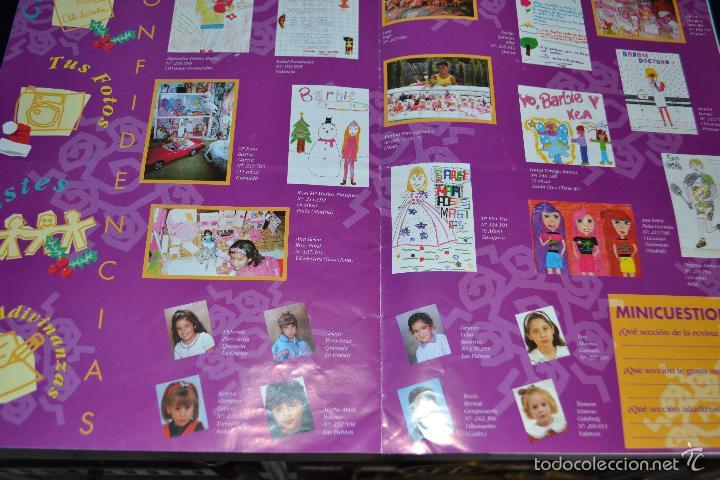 Barbie y Ken: Noticias de Barbie nº37 Navidad 1995 - Foto 2 - 58408498