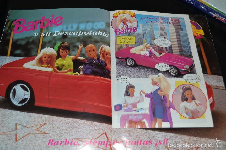 Barbie y Ken: Noticias de Barbie nº37 Navidad 1995 - Foto 3 - 58408498
