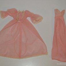 Barbie y Ken: SALTO DE CAMA CON CAMISON DE MUÑECA BARBIE CONGOST SPAIN PFS. Lote 58503736