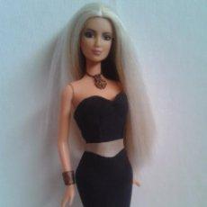 Barbie y Ken: VESTIDO DE COCTEL PARA BARBIE. Lote 58572163