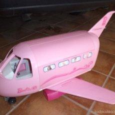 Barbie y Ken: AVIÓN JET DE BARBIE.AÑOS 80 / 90.ROSA.. Lote 59689751