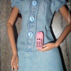 Barbie y Ken: MINIATURA MOVIL TELEFONO PARA BARBIE(NO INCLUYE MUÑECA). Lote 60111419
