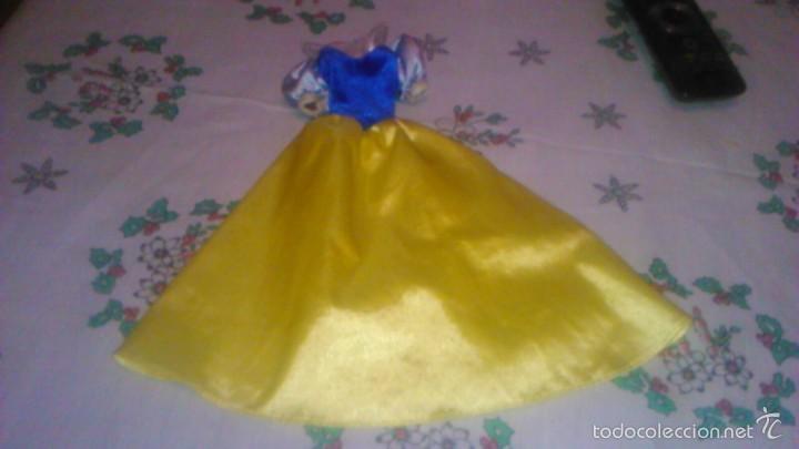 Vestido Blancanieves De Barbie Vendido En Venta Directa