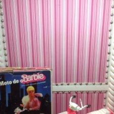 Barbie y Ken: MOTO BARBIE CONGOST DEL 83. Lote 61835616