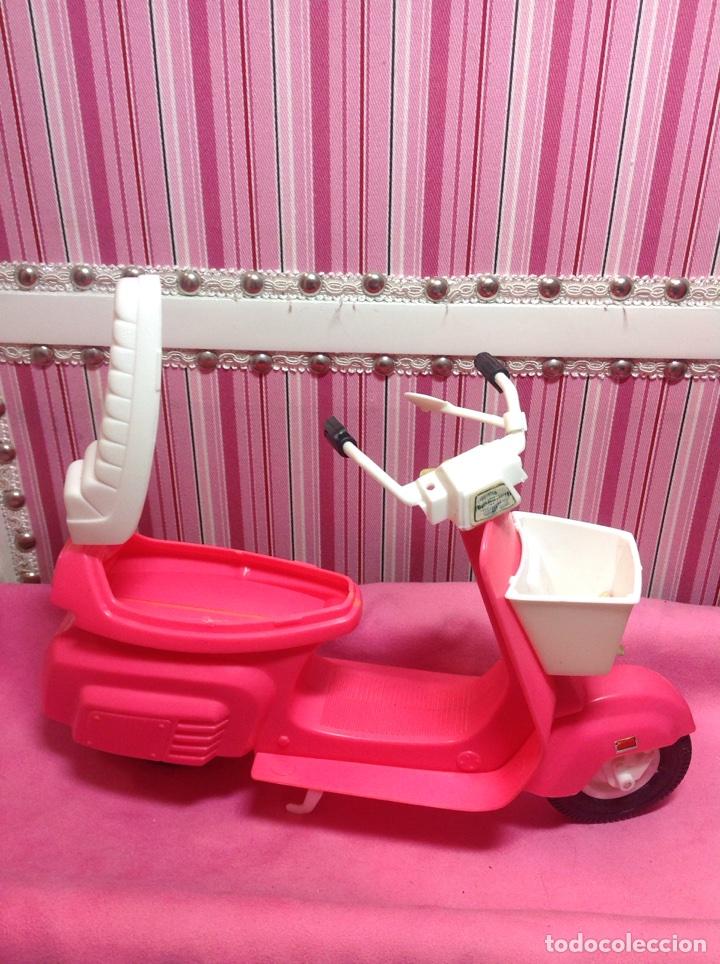 Barbie y Ken: MOTO BARBIE CONGOST DEL 83 - Foto 2 - 61835616