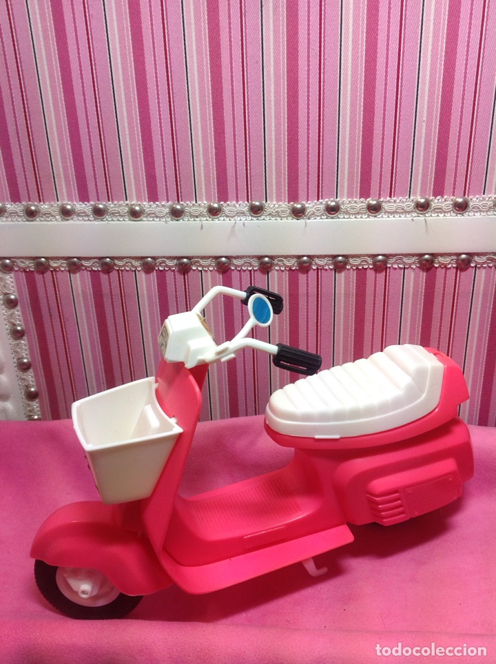 Barbie y Ken: MOTO BARBIE CONGOST DEL 83 - Foto 3 - 61835616