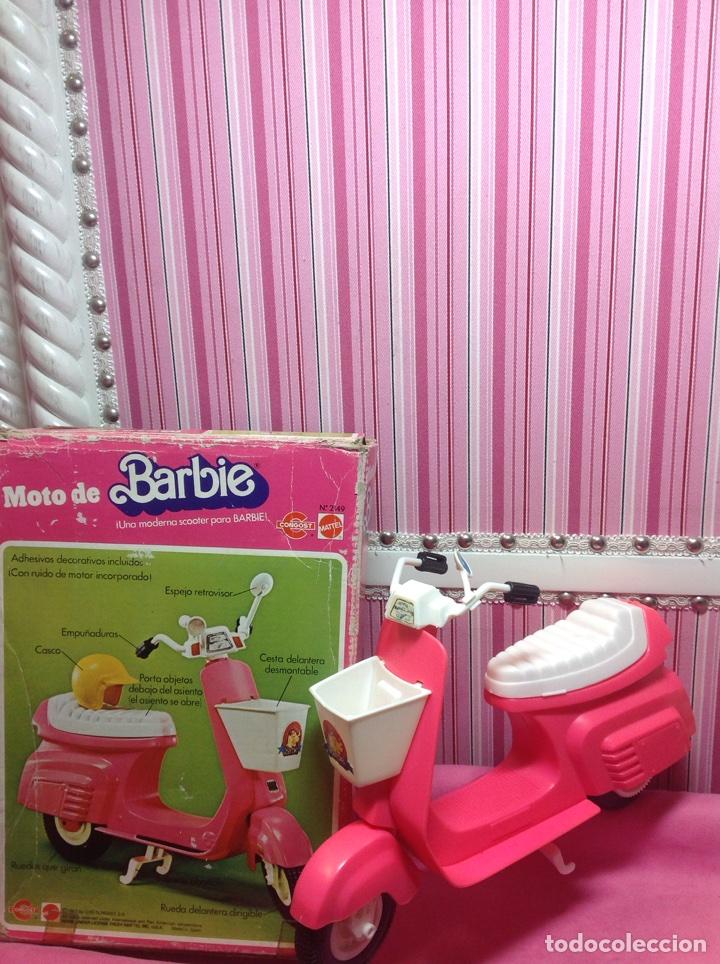 Barbie y Ken: MOTO BARBIE CONGOST DEL 83 - Foto 4 - 61835616