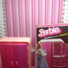 Barbie y Ken: ARMARIO BARBIE CONGOST 1979. Lote 61837127