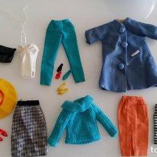 Barbie y Ken: LOTE DE ROPA BARBIE VINTAGE. Lote 61981052