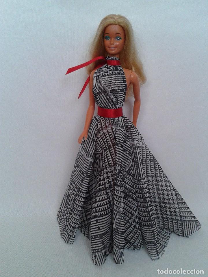 Vestido De Noche Para Barbie