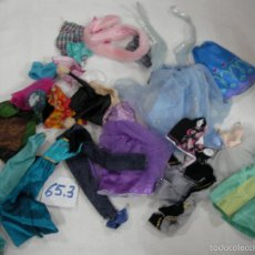 Barbie y Ken: GRAN LOTE ROPAS PARA BARBIE O SIMILAR. Lote 63479664