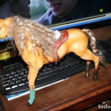 Barbie y Ken: ANTIGUO CABALLO MUÑECA BARBIE 2004 MATTEL. Lote 64349635