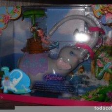 Barbie y Ken: BARBIE / SHELLY ISLAND PRINCESS TIKA EL ELEFANTE NUEVO PRINCESA DE LA ISLA MATTEL MUÑECAS. Lote 66890078