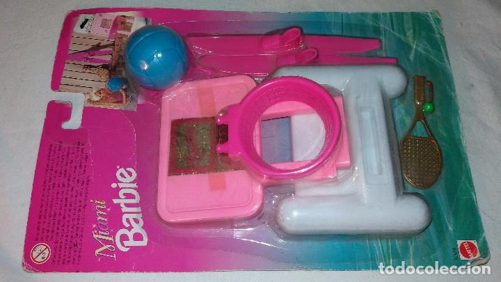 ANTIGUO BLISTER BARBIE (Juguetes - Muñeca Extranjera Moderna - Barbie y Ken - Vestidos y Accesorios)