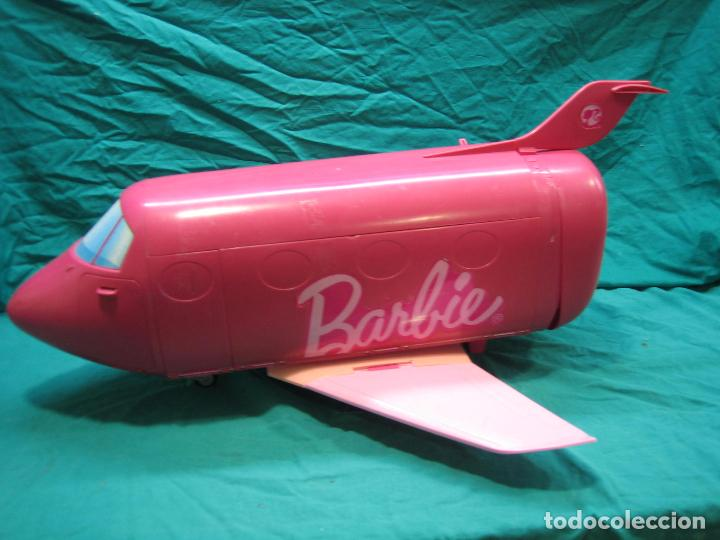 Barbie y Ken: Avión para Barbie de Mattel 2009 Mexico - Foto 2 - 67390717