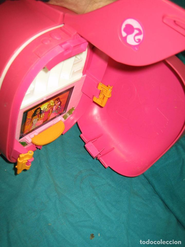 Barbie y Ken: Avión para Barbie de Mattel 2009 Mexico - Foto 9 - 67390717