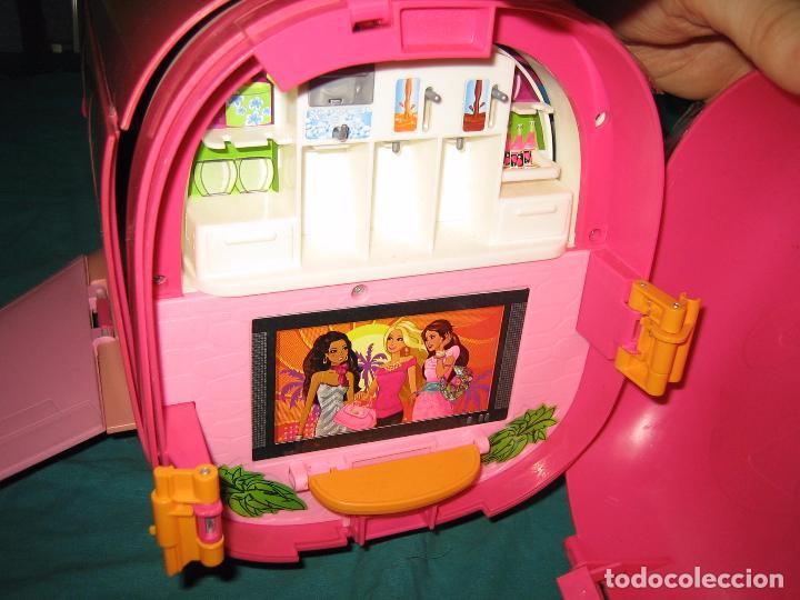 Barbie y Ken: Avión para Barbie de Mattel 2009 Mexico - Foto 10 - 67390717