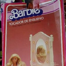 Barbie y Ken: TOCADOR BARBIE CONGOST 1984. Lote 68027445