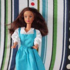 Barbie y Ken: BELLA DE DISNEY-DE MATTEL-CON VESTIDO DE CAMPESINA--AÑOS 90. Lote 69800057