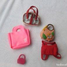 Barbie y Ken: VARIOS BOLSOS D BARBIE. Lote 76536311