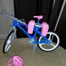 Barbie y Ken: BICICLETA BARBIE MATTEL 1968.-AÑOS 90. Lote 77932245