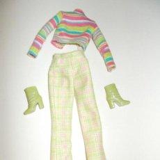 Barbie y Ken: CONJUNTO DE ROPA BARBIE. Lote 83048312
