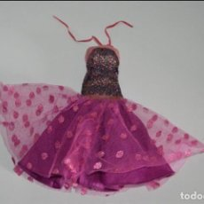 Barbie y Ken: VESTIDO DE MUÑECA BARBIE TRAJE DE NOCHE MODELO VENUS CONGOST SPAIN 1989. Lote 84594076