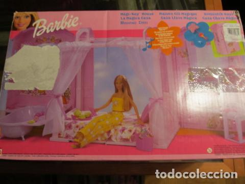 Barbie y Ken: CASA MAGICA DE BARBIE ANTIGUO - Foto 1 - 85399672