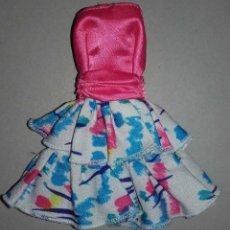 Barbie y Ken: VESTIDO DISEÑO ORIGINAL MUÑECA BARBIE DE MATTEL CONGOST SPAIN. Lote 86922540