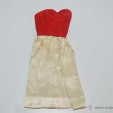 Barbie y Ken: PRECIOSO VESTIDO DE MUÑECA BARBIE RED FLAME VINTAGE NO REPRODUCCION. Lote 86949776