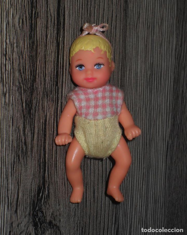 e24d6e5cbc64c MUÑECO BEBE DE BARBIE KRISSY MATTEL (Juguetes - Muñeca Extranjera Moderna -  Barbie y Ken