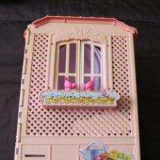 Barbie y Ken: CASA PLEGABLE DE BARBIE O MUÑECA SIMILAR -DOLL, POUPEE. Lote 89428540