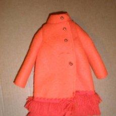 Barbie y Ken: ABRIGO FIERY FELT ORIGINAL DE BARBIE DEL AÑO 70. Lote 90494315