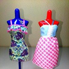 Barbie y Ken: VESTIDOS BARBIE FASHIONISTAS. MATTEL.. Lote 90523515
