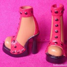 Barbie y Ken: ZAPATOS ORIGINALES MUÑECA BARBIE MY SCENE WESTLEY MADISON . Lote 92809660