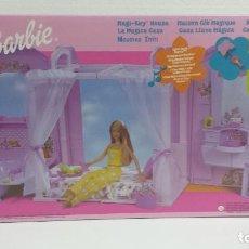 Barbie y Ken: BARBIE CASA LLAVE MAGICA MATTEL 2000-A ESTRENAR. Lote 93412015