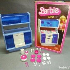 Barbie y Ken: BARBIE ( BUFFET) CONGOST -REF 2470 - AÑO 1978/1982 ( COMPLETO). Lote 98566950