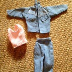 Barbie y Ken: BARBIE MADE IN SPAIN: CONJUNTO KANSAS. Lote 95831466