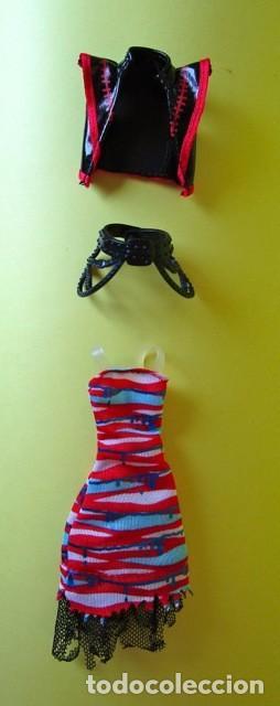 MUÑECA MONSTER HIGH MEOWLODY ZOMBIE SHAKE CONJUNTO NUEVO PURRSEPHONE TORALEI CATTY CATRINE (Juguetes - Muñeca Extranjera Moderna - Barbie y Ken - Vestidos y Accesorios)