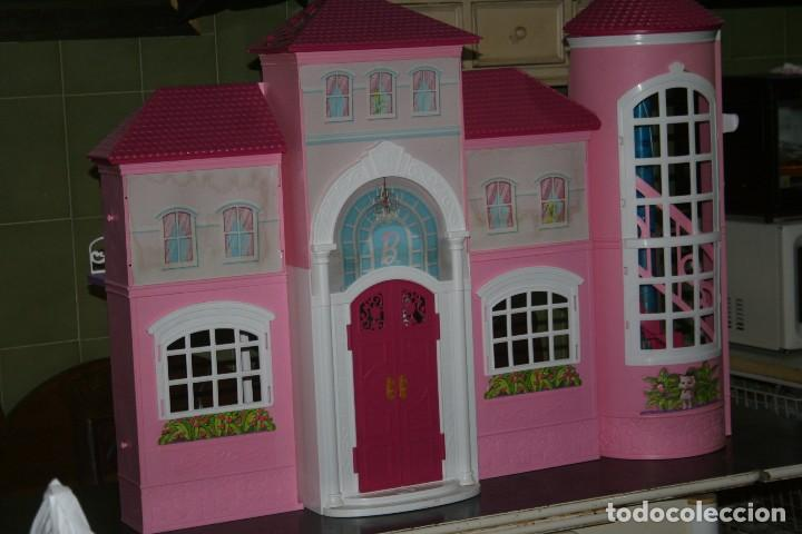 Casa mansion malibu mu eca barbie comprar barbie y ken for Casa malibu barbie