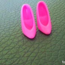 Barbie y Ken: TACONES BARBIE AÑOS 90. Lote 98160219