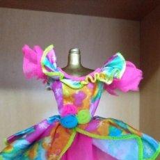 Barbie y Ken: VESTIDO DE SINDY TIPO BARBIE. Lote 98635171