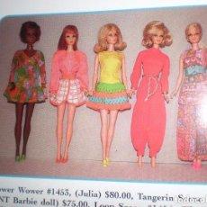 Barbie y Ken: TRAJE HAREM´MMS ORIGINAL DE BARBIE VINTAGE DEL AÑO 70. Lote 98825859