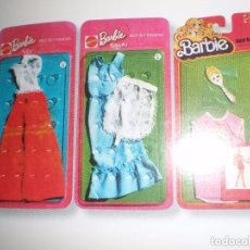 Barbie y Ken: TRAJE DE BARBIE BEST BUY DE LOS AÑOS 70. Lote 98826423