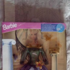 Barbie y Ken: VESTIDO DE BARBIE CON ACCESORIOS ANTIGUO BARBIE HAUTE COUTURE MATTEL 1994 MUY RARO. Lote 99353195