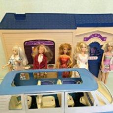 Barbie y Ken: LOTE DE MUÑECA BARBIE. Lote 99529751