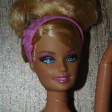 Barbie y Ken: DIADEMA, TIARA PELO MUÑECA BARBIE(NO INCLUYE MUÑECA). Lote 99855119
