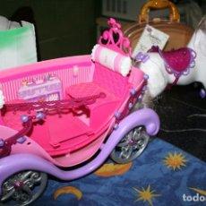 Barbie y Ken: CARROZA PRINCESA BARBIE . Lote 101097439